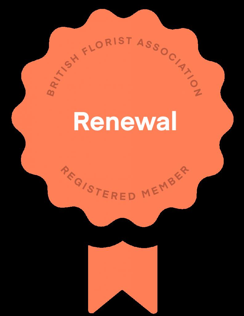 BFA membership renewal