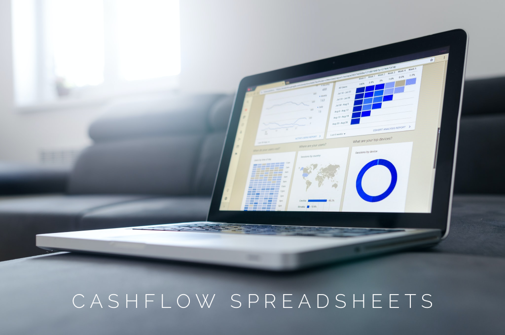 BFA things to do to help your business during Covid-19 Cashflow Spreadsheets