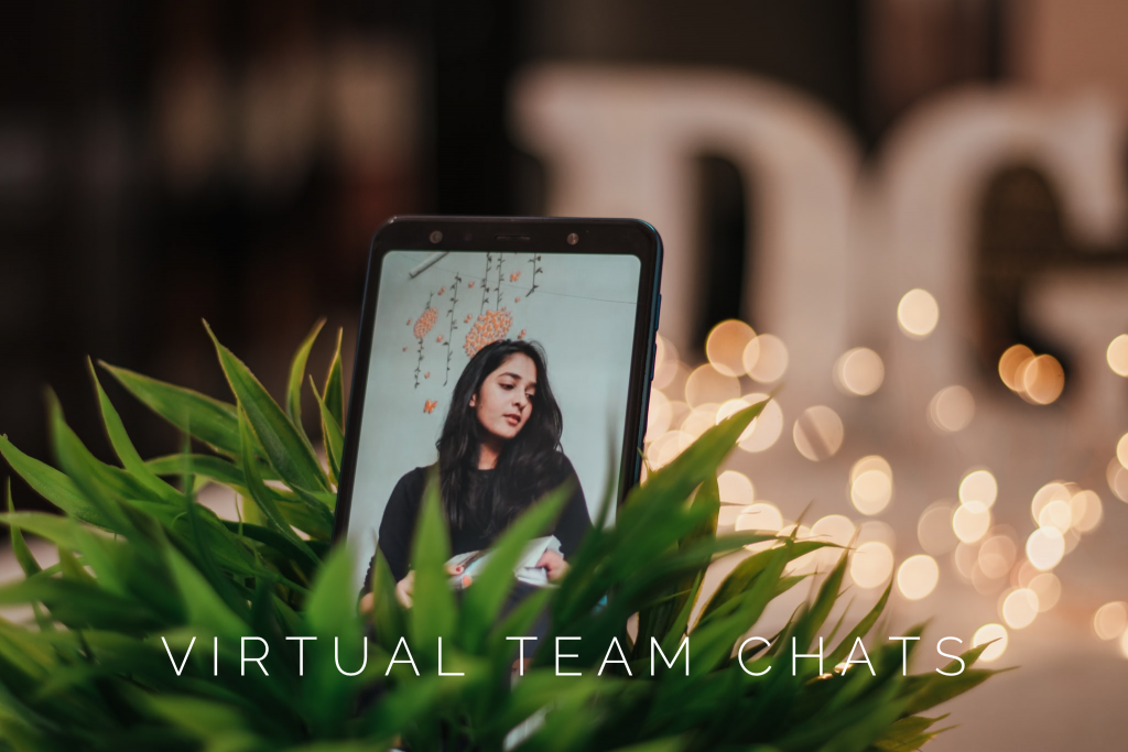 BFA things to do to help your business during Covid-19 Virtual Team Chats