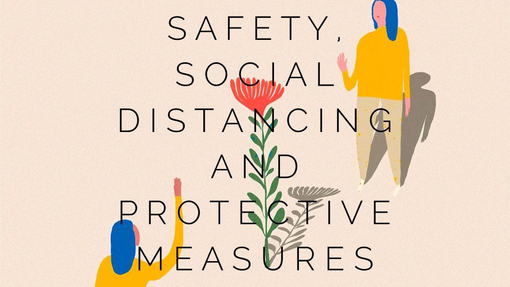 British Florist Association Social Distancing