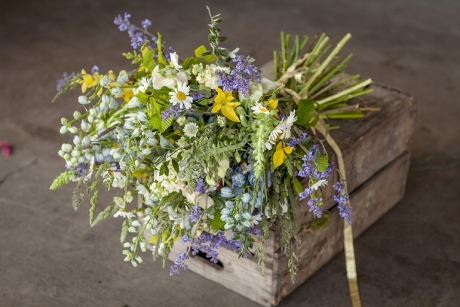 British Florist Association Lonely Bouquet Day 28th June 2020, written by Tracy Tomlinson
