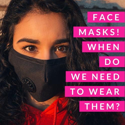 Face Masks: British Florist Association