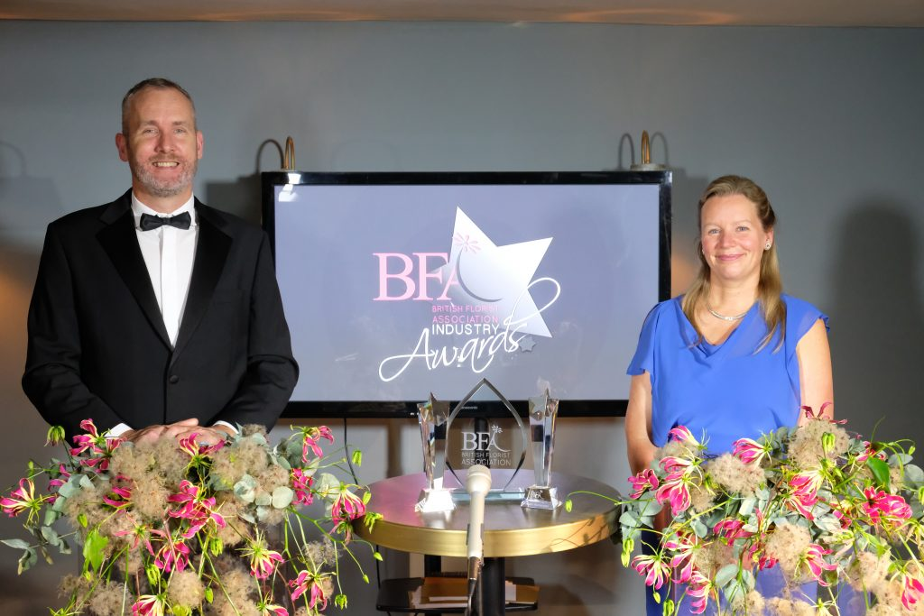 Dennis and Nikki: BFA Industry awards 2020